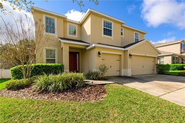 503 Morgan Wood Drive, Deland, FL 32724 (MLS #V4917824) :: The Duncan Duo Team