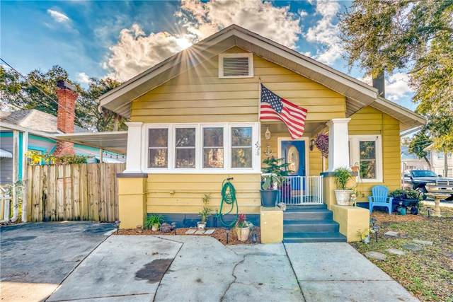 212 Washington Street, New Smyrna Beach, FL 32168 (MLS #V4917909) :: The Duncan Duo Team