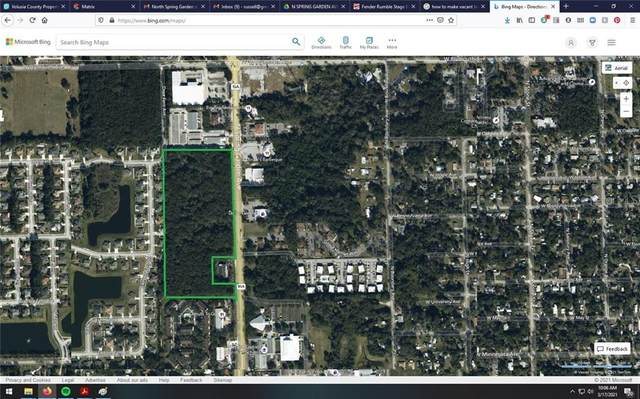 0 N Spring Garden Avenue, Deland, FL 32720 (MLS #V4918093) :: The Lersch Group
