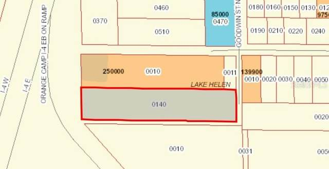 W New York Avenue, Lake Helen, FL 32744 (MLS #V4918262) :: Premier Home Experts