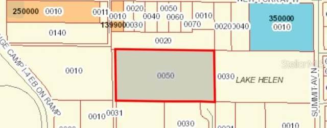 Industrial Center Drive, Lake Helen, FL 32744 (MLS #V4918263) :: Premier Home Experts
