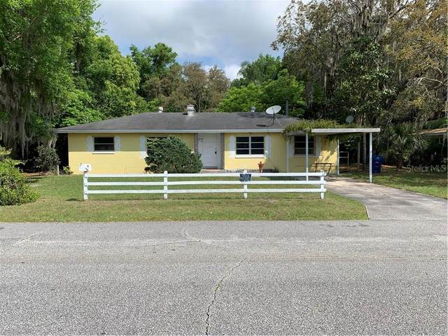 118 E 1ST Avenue, Pierson, FL 32180 (MLS #V4918326) :: Dalton Wade Real Estate Group