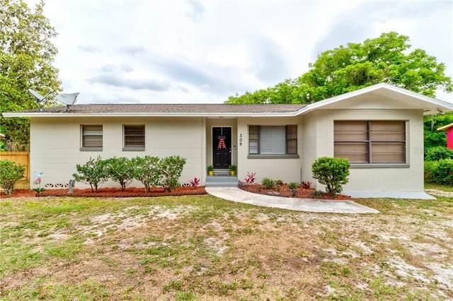 309 S Orange Avenue, Deland, FL 32720 (MLS #V4918416) :: Premium Properties Real Estate Services