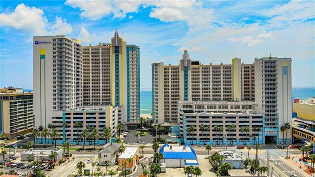 350 N Atlantic Avenue #2120, Daytona Beach, FL 32118 (MLS #V4918442) :: Sarasota Property Group at NextHome Excellence