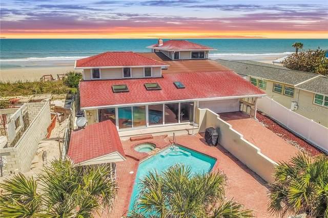 4289 S Atlantic Avenue, Port Orange, FL 32127 (MLS #V4918503) :: Florida Life Real Estate Group