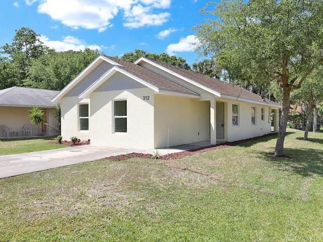 312 Oak Street, New Smyrna Beach, FL 32168 (MLS #V4918532) :: Century 21 Professional Group