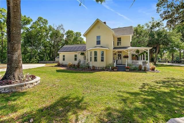113 N Prevatt Avenue, Lake Helen, FL 32744 (MLS #V4918540) :: Premium Properties Real Estate Services