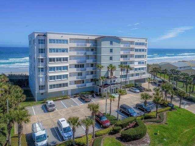 4767 S Atlantic Avenue #402, Ponce Inlet, FL 32127 (MLS #V4918623) :: Visionary Properties Inc