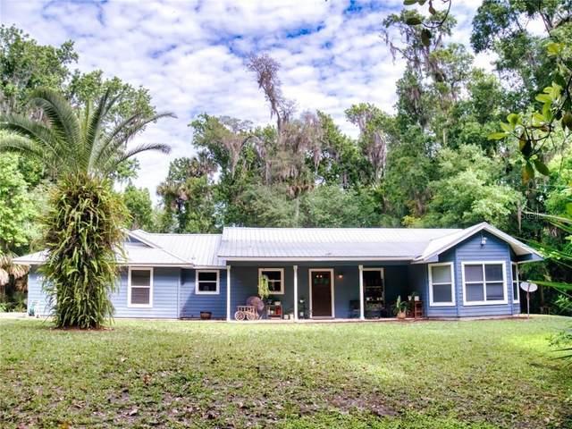 2455 Burnell Court, New Smyrna Beach, FL 32168 (MLS #V4918629) :: Memory Hopkins Real Estate