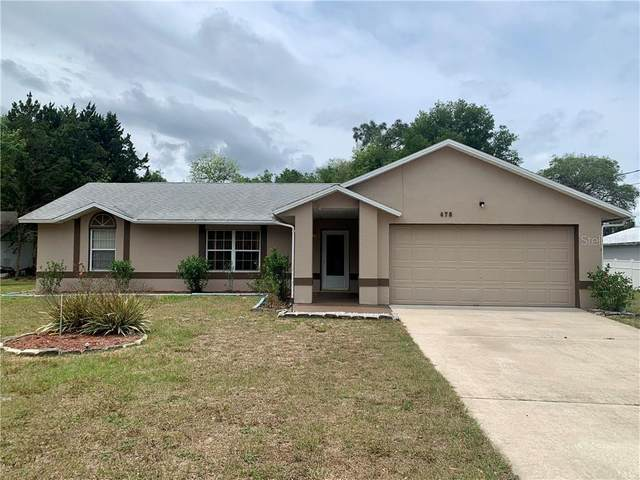 476 Norris Lane, Lake Helen, FL 32744 (MLS #V4918633) :: The Hustle and Heart Group