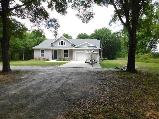 2265 Mud Lake Road, De Leon Springs, FL 32130 (MLS #V4918640) :: Everlane Realty
