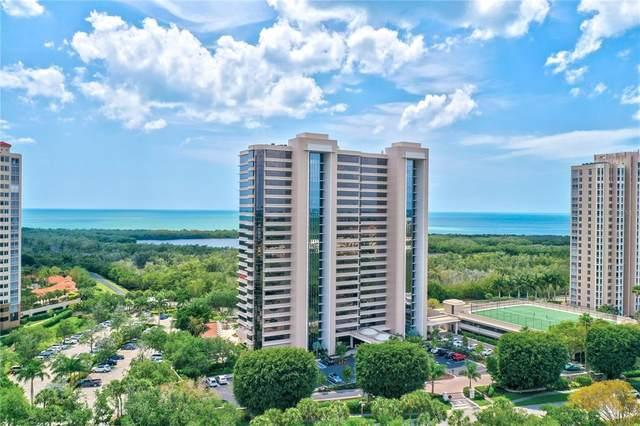 6825 Grenadier Boulevard #301, Naples, FL 34108 (MLS #V4918821) :: Coldwell Banker Vanguard Realty