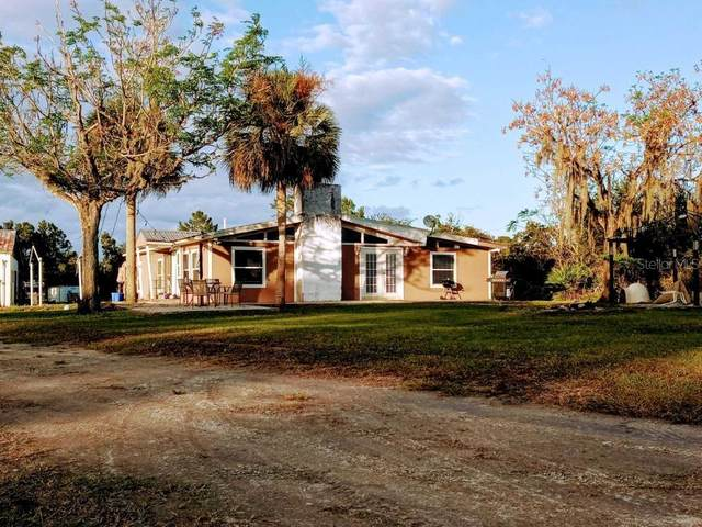 4153 Treadway Road, New Smyrna Beach, FL 32168 (MLS #V4918913) :: The Hesse Team