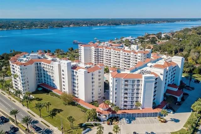 1 John Anderson Drive Ph20, Ormond Beach, FL 32176 (MLS #V4918947) :: Memory Hopkins Real Estate
