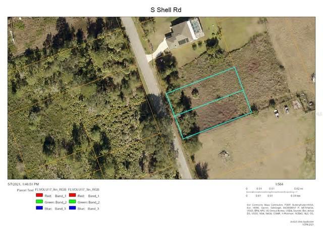 S Shell Road, Deland, FL 32720 (MLS #V4918971) :: Bustamante Real Estate
