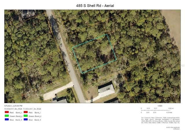 485 S Shell Road, Deland, FL 32720 (MLS #V4918974) :: Bustamante Real Estate