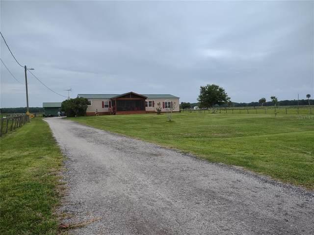 135 Dawson Brown Road, De Leon Springs, FL 32130 (MLS #V4918986) :: Bustamante Real Estate