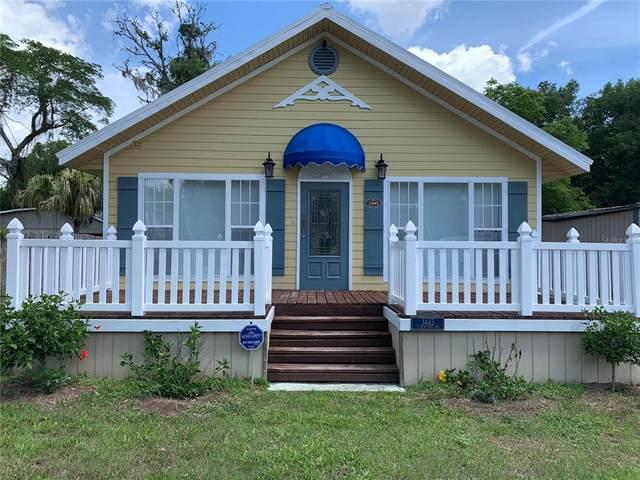 1443 E New York Avenue, Deland, FL 32724 (MLS #V4919021) :: Florida Life Real Estate Group