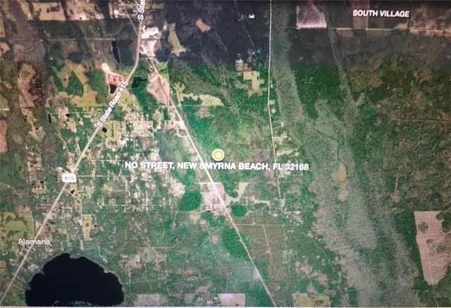 3 A NO NAME, New Smyrna Beach, FL 32168 (MLS #V4919090) :: Zarghami Group