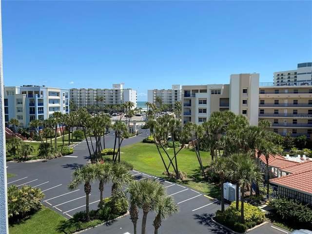 5300 S Atlantic Avenue #7505, New Smyrna Beach, FL 32169 (MLS #V4919150) :: Team Borham at Keller Williams Realty