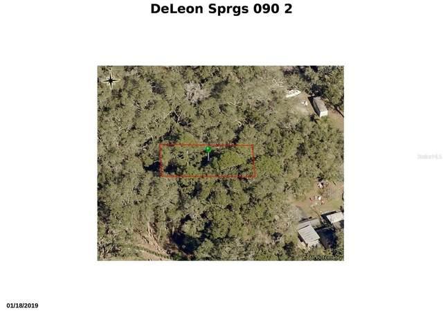 No Street, De Leon Springs, FL 32130 (MLS #V4919164) :: Armel Real Estate