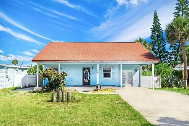 109 Ogden Boulevard, Daytona Beach, FL 32118 (MLS #V4919385) :: GO Realty