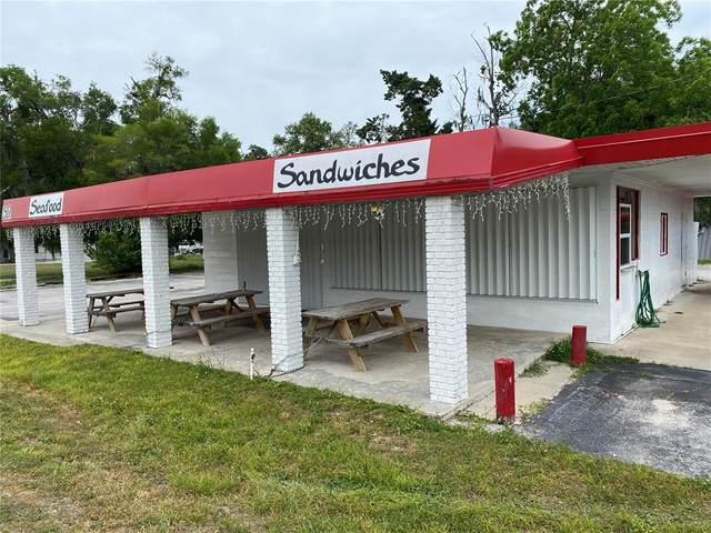 2507 NE Jacksonville Road, Ocala, FL 34470 (MLS #V4919448) :: Gate Arty & the Group - Keller Williams Realty Smart