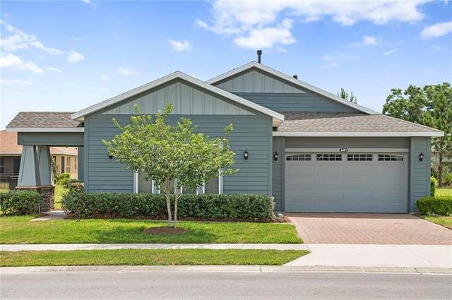 3481 NW 56TH Avenue, Ocala, FL 34482 (MLS #V4919455) :: Zarghami Group