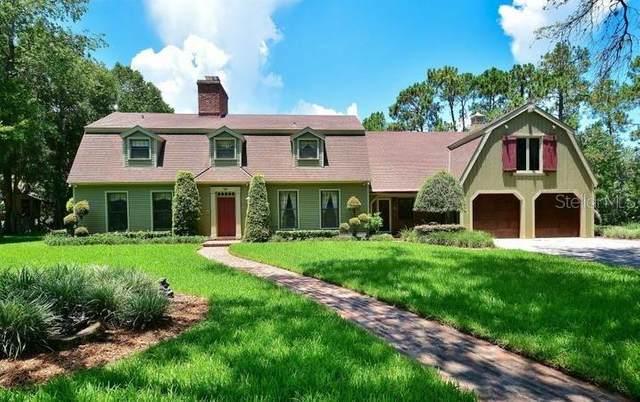 110 Knollwood Estates Drive, Ormond Beach, FL 32174 (MLS #V4919528) :: Everlane Realty