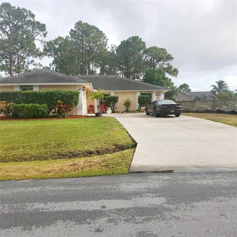 1862 NW Heartwellville Street, Palm Bay, FL 32907 (MLS #V4919536) :: McConnell and Associates