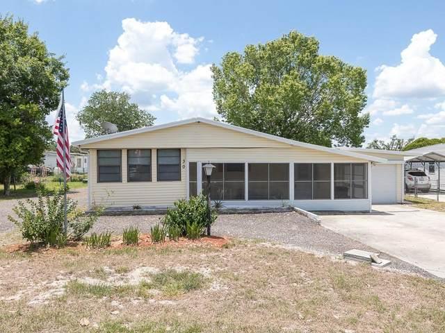 30 Da Rosa Avenue, Debary, FL 32713 (MLS #V4919607) :: Your Florida House Team