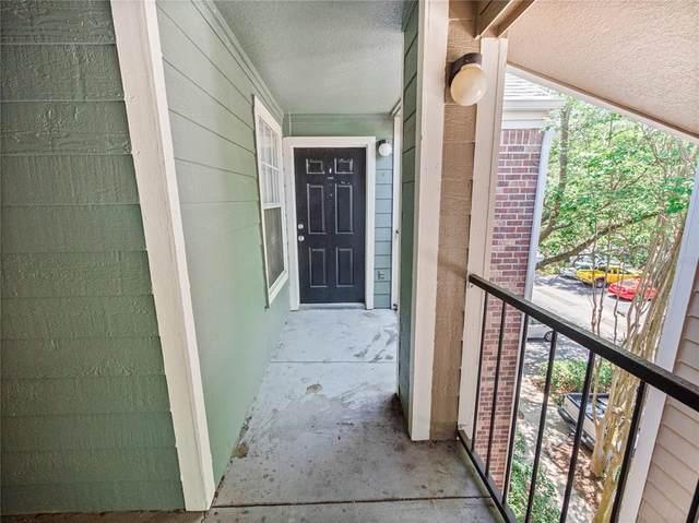2201 Metropolitan Way #1432, Orlando, FL 32839 (MLS #V4919655) :: Vacasa Real Estate