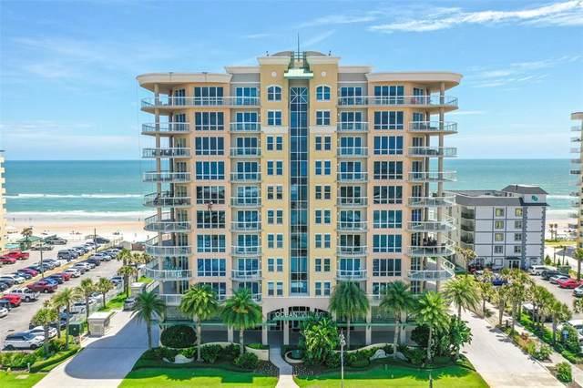 3703 S Atlantic Avenue #1001, Daytona Beach Shores, FL 32118 (MLS #V4919678) :: Pepine Realty
