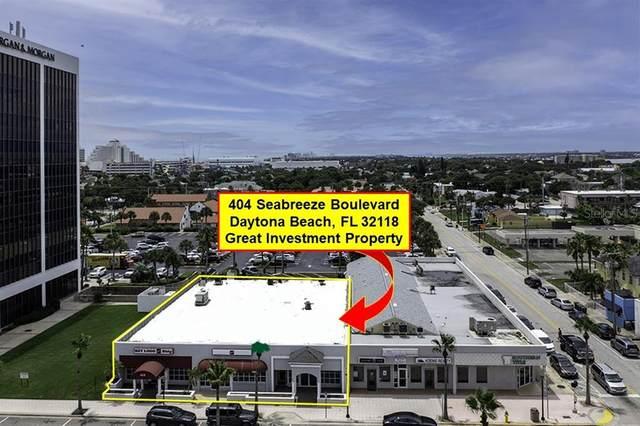 404 Seabreeze Boulevard, Daytona Beach, FL 32118 (MLS #V4919866) :: The Duncan Duo Team