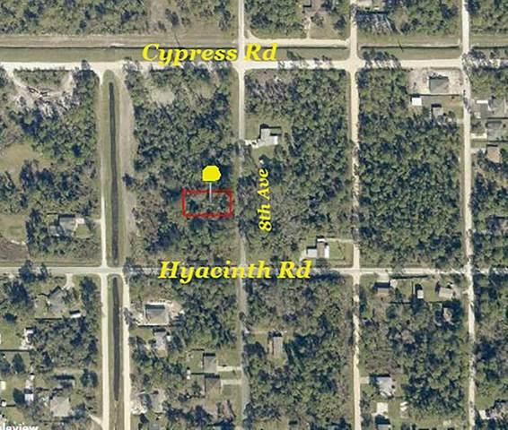 8TH Avenue, Deland, FL 32724 (MLS #V4920158) :: The Light Team