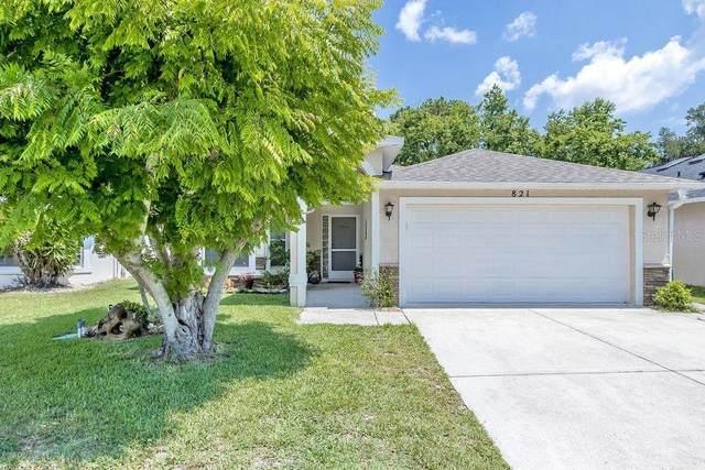 821 Little Town Road, Port Orange, FL 32127 (MLS #V4920191) :: Zarghami Group