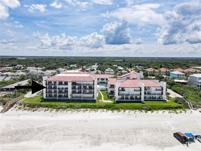 3001 S Atlantic Avenue #434, New Smyrna Beach, FL 32169 (MLS #V4920294) :: Pristine Properties