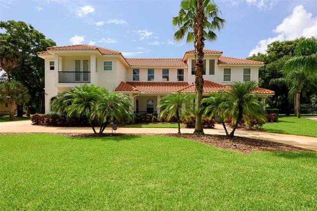 54 Emerald Oaks Lane, Ormond Beach, FL 32174 (MLS #V4920295) :: Zarghami Group