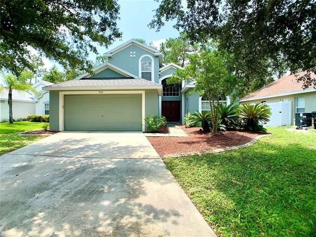 700 Fawn Ridge Drive, Orange City, FL 32763 (MLS #V4920297) :: CARE - Calhoun & Associates Real Estate