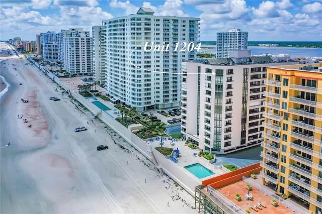 2917 S Atlantic Avenue #1204, Daytona Beach Shores, FL 32118 (MLS #V4920302) :: Keller Williams Realty Select