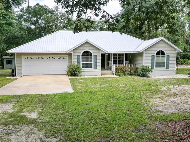 4654 N Orange Grove Drive, De Leon Springs, FL 32130 (MLS #V4920306) :: American Premier Realty LLC