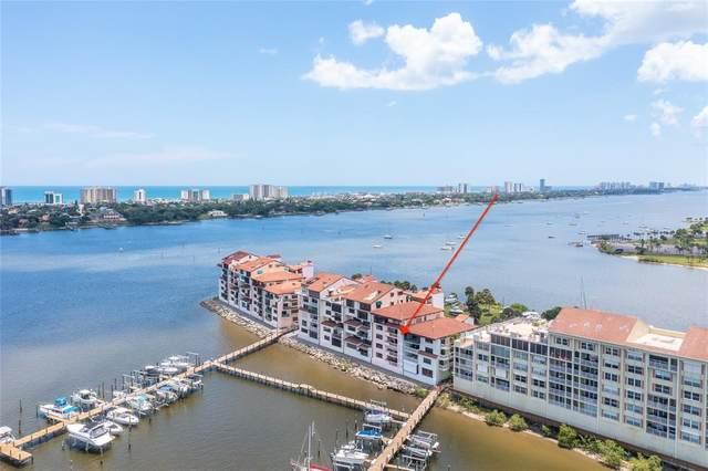 642 Marina Point Drive #642, Daytona Beach, FL 32114 (MLS #V4920321) :: American Premier Realty LLC