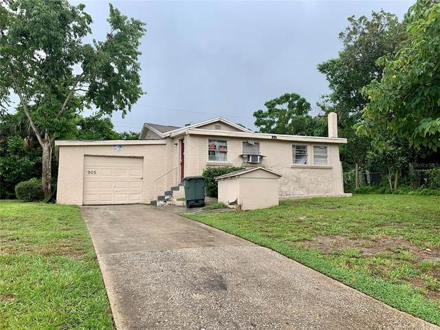 905 Redwood Street, Daytona Beach, FL 32117 (MLS #V4920334) :: Memory Hopkins Real Estate