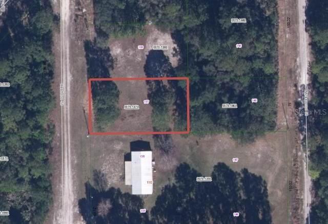 106 Heathton Street, Georgetown, FL 32139 (MLS #V4920358) :: Cartwright Realty
