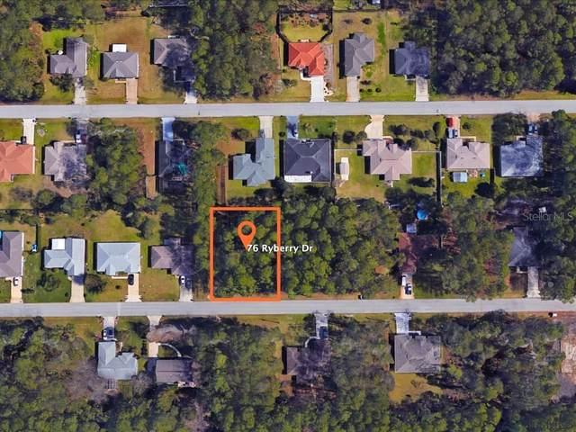 76 Ryberry Drive, Palm Coast, FL 32164 (MLS #V4920534) :: Vacasa Real Estate