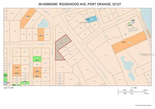 5090 S Ridgewood Avenue, Port Orange, FL 32127 (MLS #V4920607) :: GO Realty
