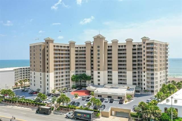 2403 S Atlantic Avenue #1008, Daytona Beach Shores, FL 32118 (MLS #V4920695) :: American Premier Realty LLC