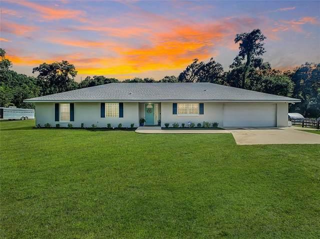 632 Tedder Lake Road, De Leon Springs, FL 32130 (MLS #V4921086) :: Vacasa Real Estate