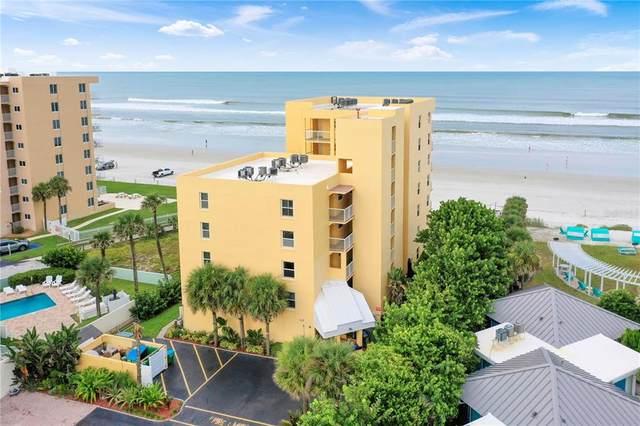 425 S Atlantic Avenue #204, New Smyrna Beach, FL 32169 (MLS #V4921186) :: Pristine Properties