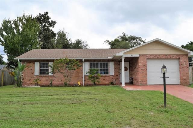 131 Floridana Road, Debary, FL 32713 (MLS #V4921226) :: Cartwright Realty